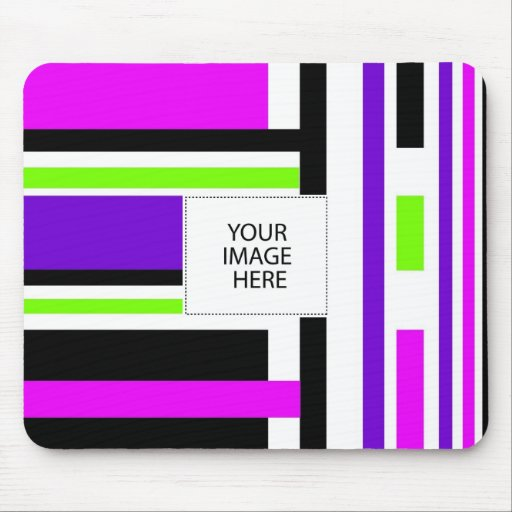 CREATE YOUR OWN! Colors Mouse Pads