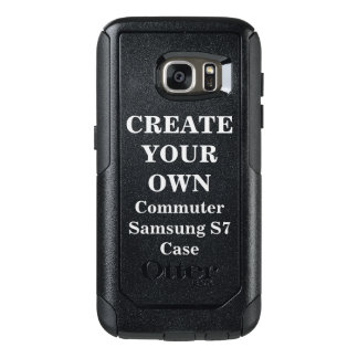 Create Your Own Commuter Samsung S7 Case