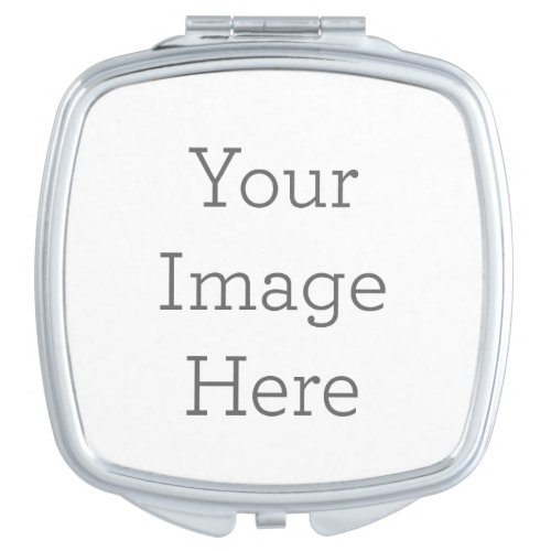 Create Your Own Compact Mirror _ Square
