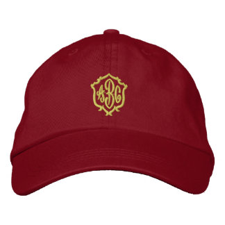 Create Your Own Cool Embroidered Team Softball Cap