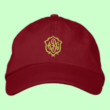 Create Your Own Cool Embroidered Baseball Team Cap!