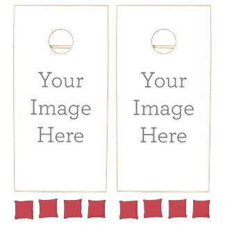 Create Your Own Cornhole Set Cornhole Sets