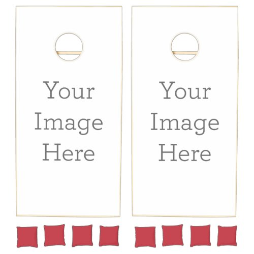 Create Your Own Cornhole Set