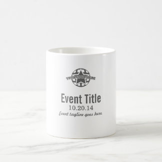 Create Your Own! Corporate Event Mug
