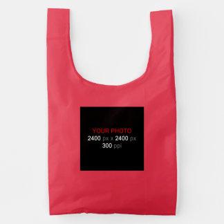 Create Your Own Custom 1 Photo BAGGU Bag