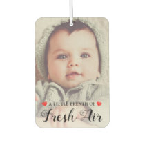 Create your Own | Custom 2 Photo Air Freshener