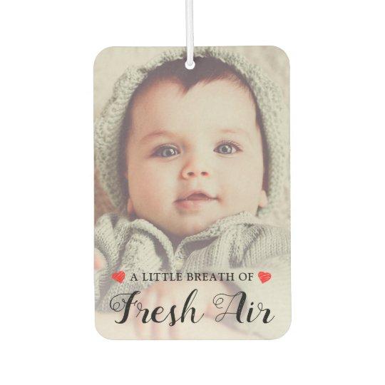 Custom 2 Photo Air Freshener