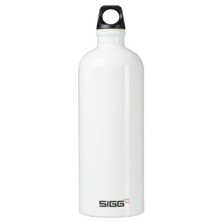 Create Your Own Custom 32 Ounce Large SIGG Traveler 1.0L Water Bottle