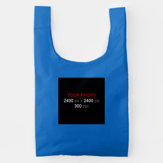 Create Your Own Custom 3 Photos BAGGU Bag