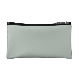 Create Your Own Custom Ash Grey Cosmetic Bag