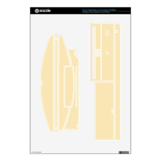 Create Your Own Custom Banana Mania Yellow PS3 Decals
