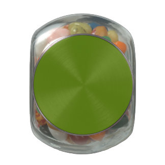 Create Your Own Custom Bitter Lime Jelly Belly Candy Jar