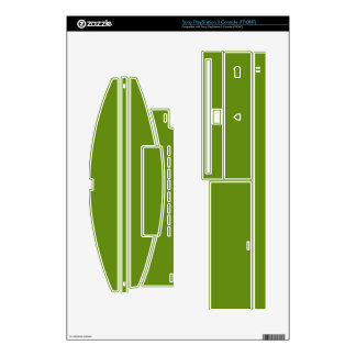Create Your Own Custom Bitter Lime Skins For The PS3
