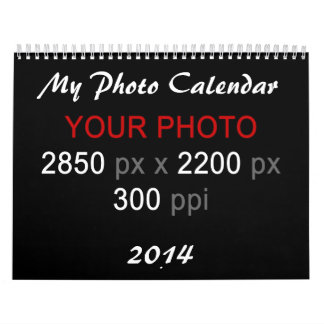 Create Your Own Custom Calendar