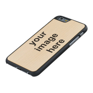Create Your Own Custom Carved Maple iPhone 6 Slim Case