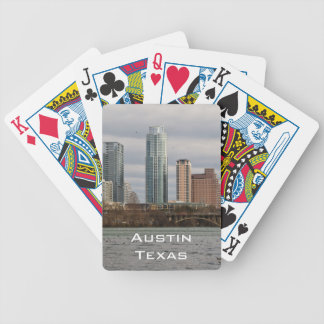 Create Your Own -  Custom City Template Bicycle Playing Cards