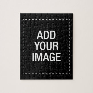 Create your own custom customizeable personalized jigsaw puzzle