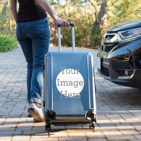 Create Your Own Custom-Cut Large Vinyl Sticker