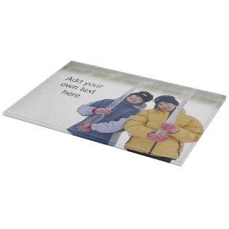 Create Your Own Custom Decorative Cutting Board