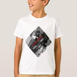 Create Your Own Custom Diagonal T-Shirt