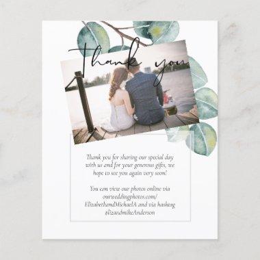 Create Your Own Custom Eucalyptus Greenery Wedding