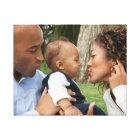 Create Your Own Custom Family Photo Canvas Print
