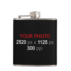 Create Your Own Custom Flask at Zazzle