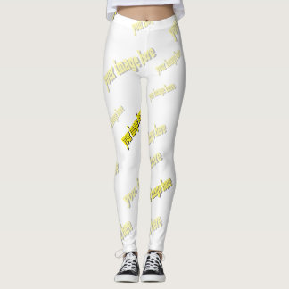 Create Your Own Custom Image Leggings