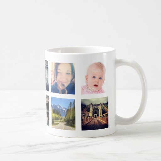 Create Your Own Custom Instagram Photo Classic White