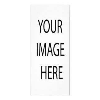 Create your own custom 4x9.25 paper invitation card