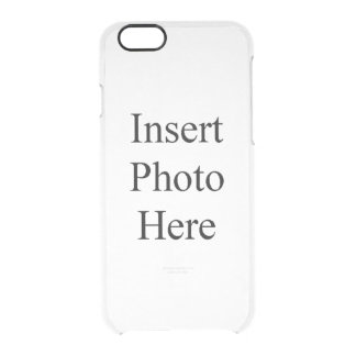Create Your Own Custom Uncommon Clearly™ Deflector iPhone 6 Case