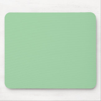 Create Your Own Custom Irish Sea Green Mouse Pad