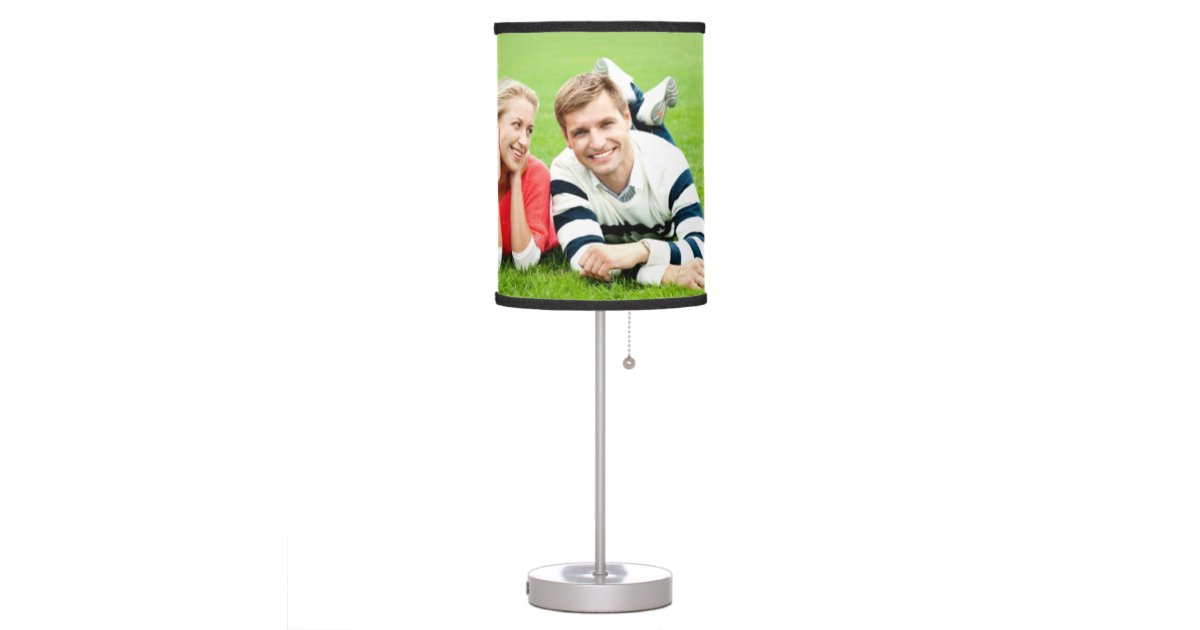 Create your own custom lamp shade zazzle Make your own shade house