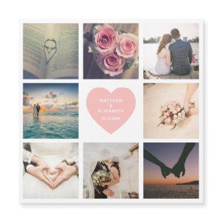 Create Your Own Custom Newly Weds Wedding Photo