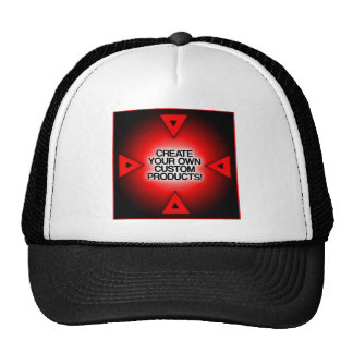 Create your own custom, personalized, and unique trucker hat