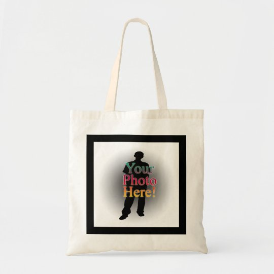 Create Your Own Custom Personalized Photo Tote Bag