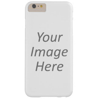 Create Your Own Custom Photo Art Barely There iPhone 6 Plus Case