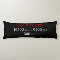 Create Your Own Custom Photo Body Pillow