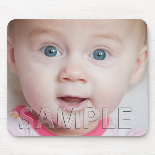 Create Your Own Custom Photo Design Mouse Pad