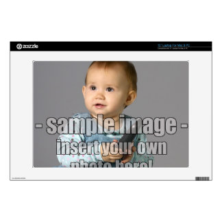 """Create Your Own Custom Photo Gift Decal For 13"""" Laptop"""