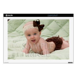 Create Your Own Custom Photo Gift Horizontal Laptop Decal
