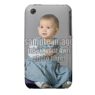Create Your Own Custom Photo Gift iPhone 3 Covers