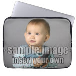 Create Your Own Custom Photo Gift Laptop Computer Sleeve