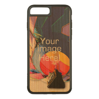 Create Your Own Custom Photo or Image Upload Carved iPhone 8 Plus/7 Plus Case
