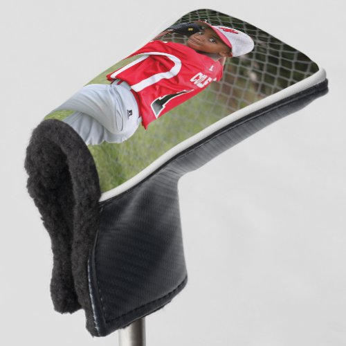 Create Your Own Custom Photo Putter Head Cover