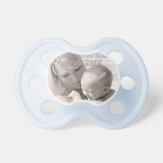 Create Your Own Custom Photo Template Pacifier