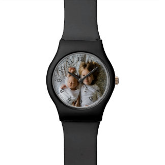 Create Your Own Custom Photo Watch