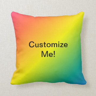Create Your Own Custom Pillow