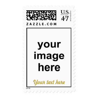 Create Your Own Custom Postage