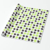 Create Your Own Custom Round Wrapping Paper